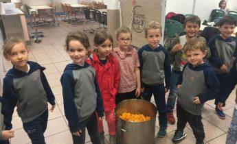 préparation de la soupe des CPB (4)